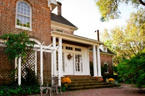 Combsberry Bed and Breakfast brick house
