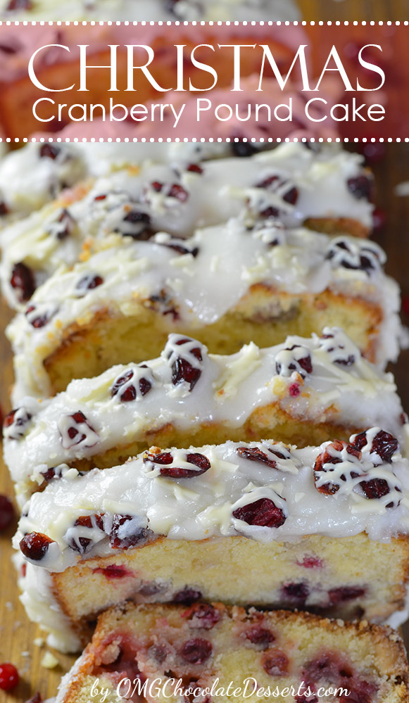 poster of cranberry bread for christmas time at combsberry inn